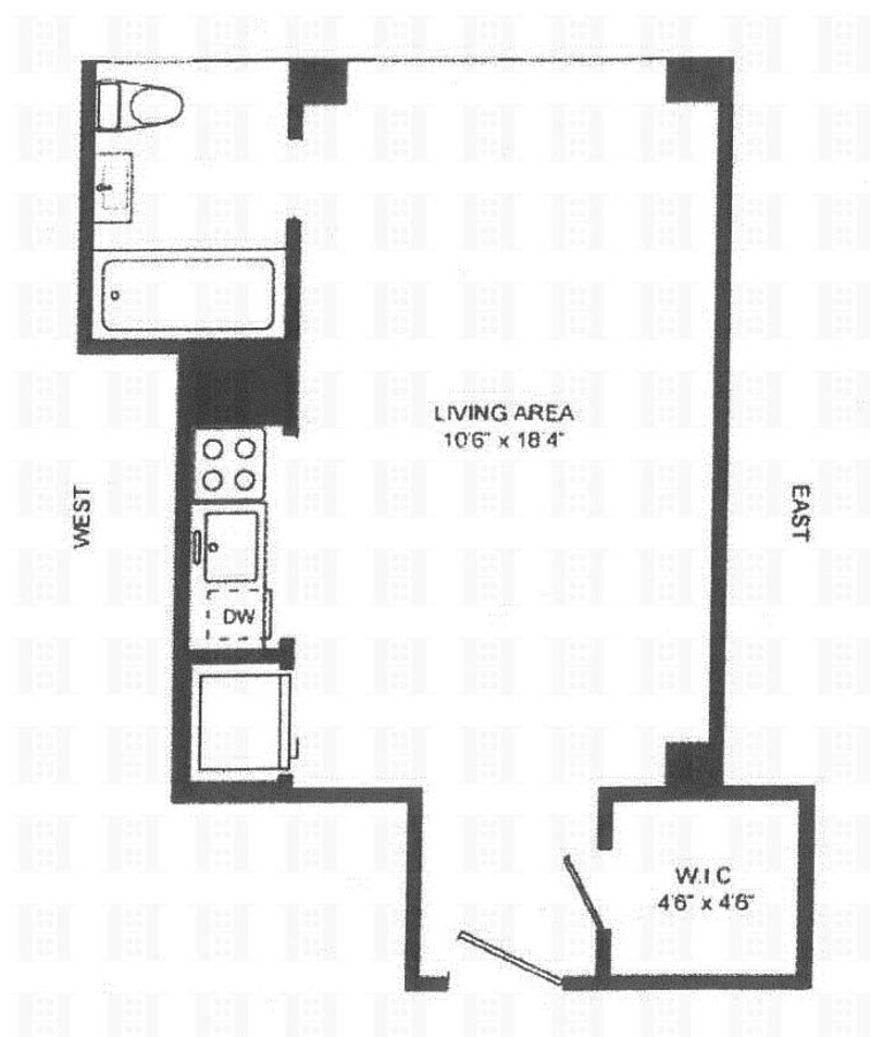 StreetEasy: Addison Hall At 457 West 57th Street In Hell's
