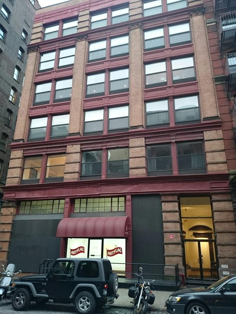 10 Jay St In Tribeca Sales Rentals Floorplans