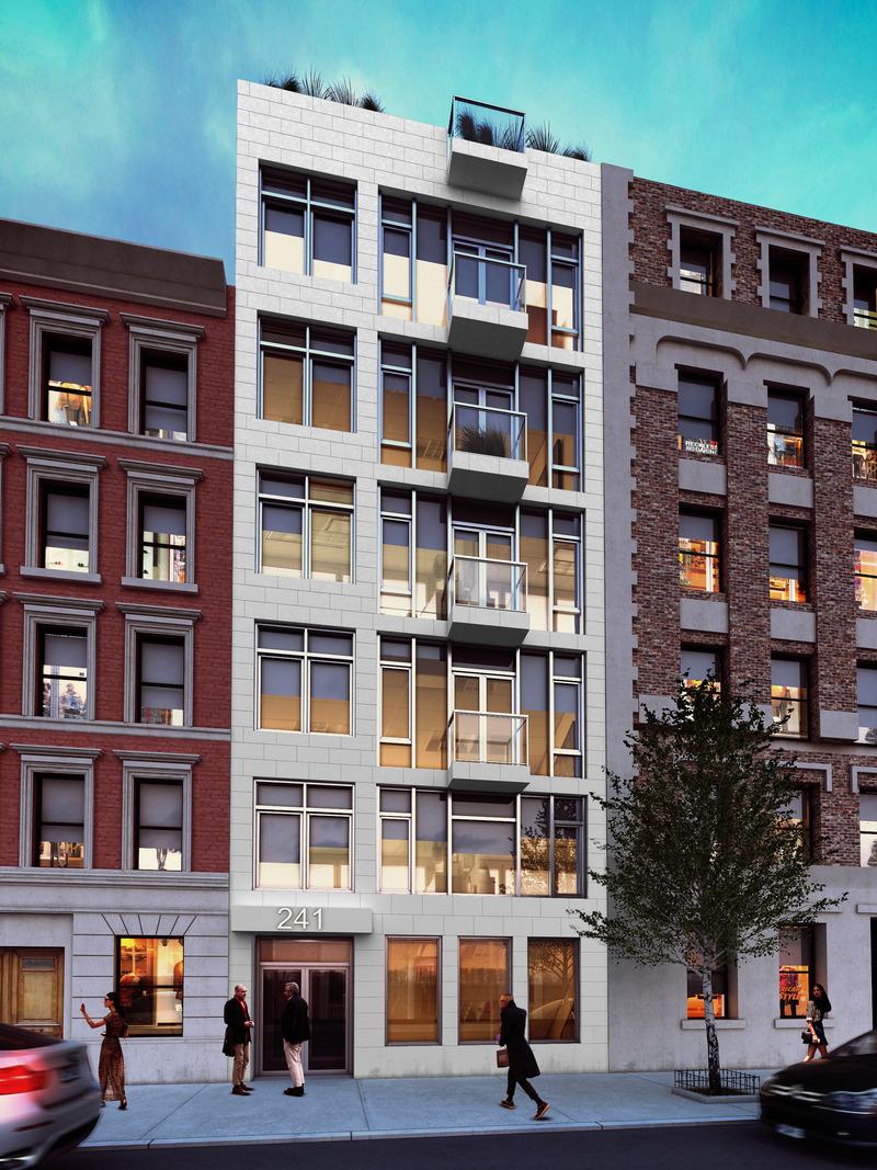 241 West 107th St In Manhattan Valley Sales Rentals