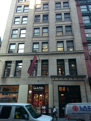 75 Spring St In Soho Sales Rentals Floorplans