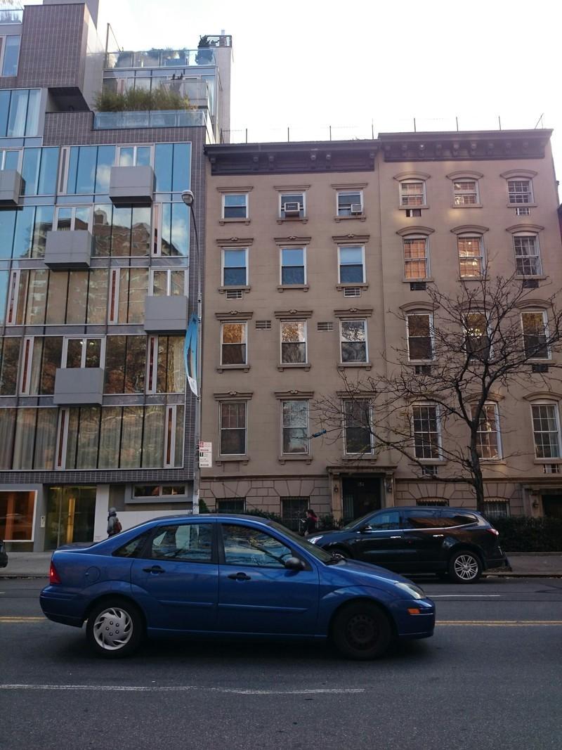 354 West 23rd St In Chelsea Sales Rentals Floorplans
