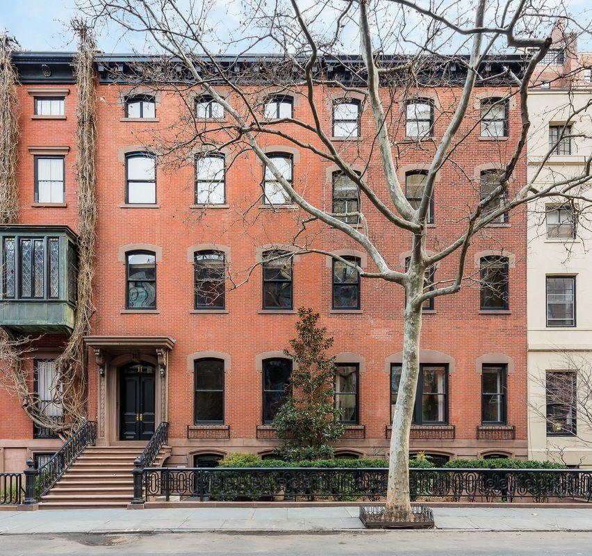 11 West 10th St. In Greenwich Village : Sales, Rentals