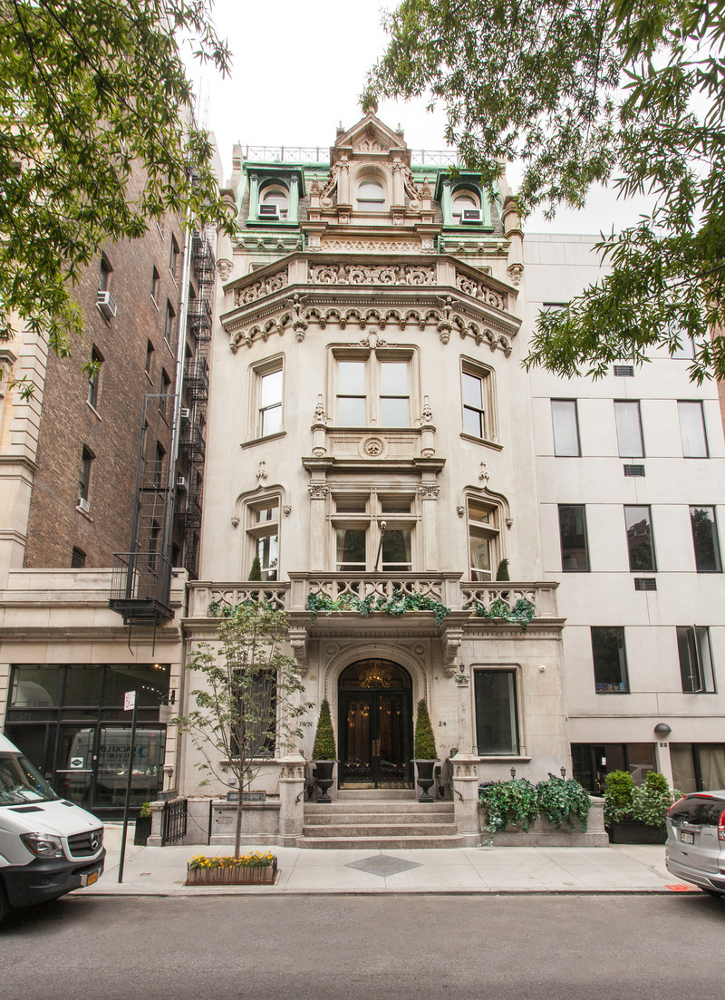 Townhouse 24 East 81st Street