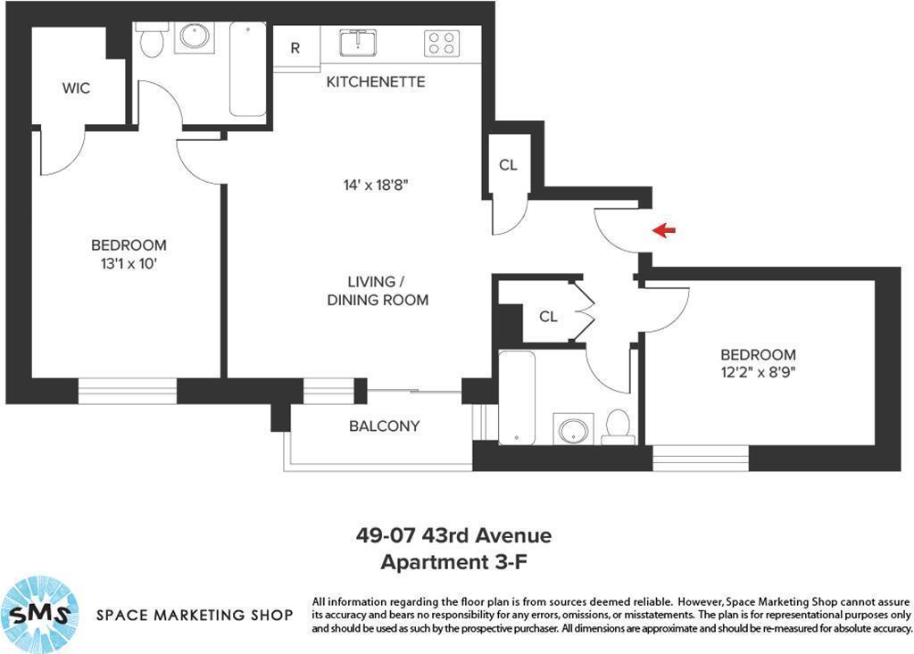 Streeteasy 49 05 49 07 43rd Avenue In Sunnyside 3f