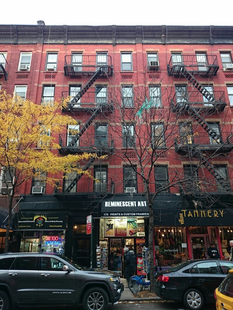 Restaurants On Bleecker Street Nyc